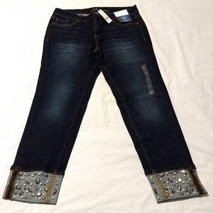 New York & Co Soho Jeans